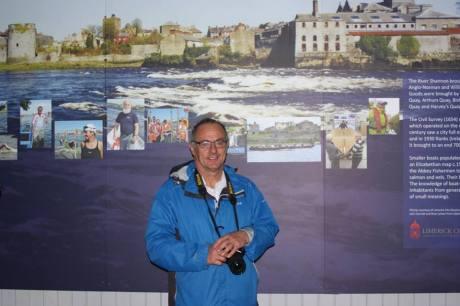John Garrett thats Limerick City